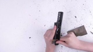 How to (Legally) Make Your Own Off-the-Books Handgun